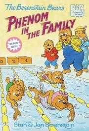 Cover of: The Berenstain Bears Phenom in the Family (Big Chapter Books(TM))