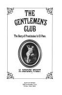 The gentlemen's club by H. Gordon Frost