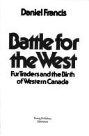Cover of: Battle for the West
