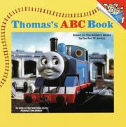 Cover of: Thomas's ABC book