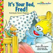 Cover of: It's Your Bed, Fred!
