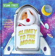 Cover of: Slimey to the Moon Book & Finger Puppet