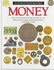 Cover of: Money (Eyewitness Books)