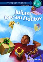 Cover of: Julian, dream doctor