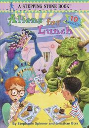 Cover of: Aliens for Lunch