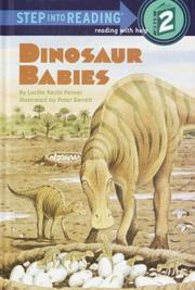 Cover of: Dinosaur babies
