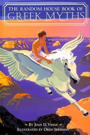 Cover of: The Random House Book of Greek Myths |