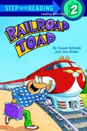 Cover of: Railroad toad | Richard Ford