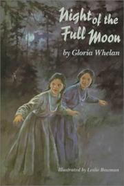 Cover of: Night of the full moon