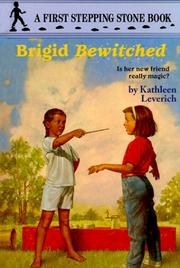 Cover of: Brigid, bewitched
