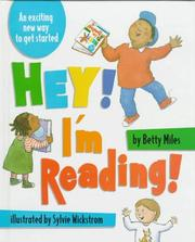 Cover of: Hey! I'm Reading!