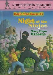 Cover of: Night of the Ninjas