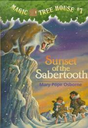 Cover of: Sunset of the Sabertooth