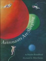 Cover of: Astronauts are sleeping