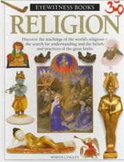 Cover of: Religion (Eyewitness Books (Library))