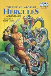 Cover of: The twelve labors of Hercules | Marc A. Cerasini