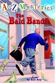 Cover of: The bald bandit | Ron Roy