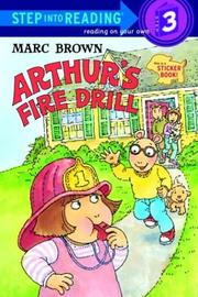 Cover of: Arthur's fire drill