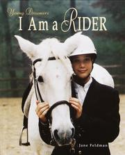 Cover of: I Am a Rider (Young Dreamers)
