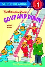 Cover of: The Berenstain Bears go up and down