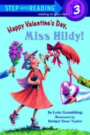 Cover of: Happy Valentine's Day, Miss Hildy!
