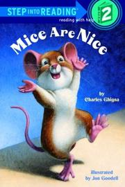 Cover of: Mice are nice