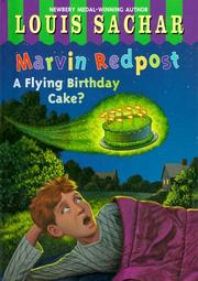 Marvin Redpost by Louis Sachar