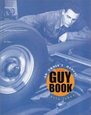Cover of: The Guy Book