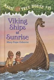 Cover of: Viking Ships at Sunrise