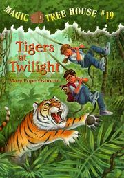 Cover of: Tigers at Twilight