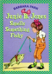 Cover of: Junie B. Jones Smells Something Fishy