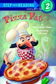 Cover of: Pizza Pat | Rita Golden Gelman