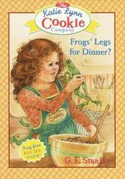 Cover of: Frogs' legs for dinner?