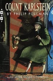 Cover of: Count Karlstein