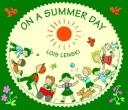 Cover of: On a summer day