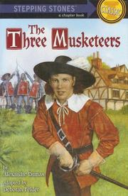 Cover of: The three musketeers