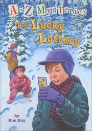 Cover of: The lucky lottery