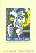 Cover of: Reason in law