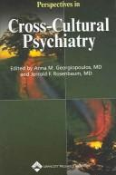 Cover of: Perspectives in cross-cultural psychiatry |