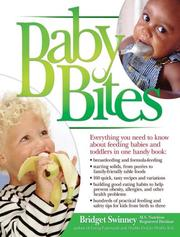 Cover of: Baby Bites