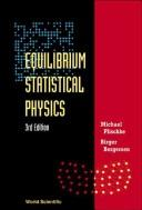 Equilibrium statistical physics by Michael Plischke