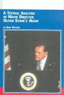 Cover of: textual analysis of movie director Oliver Stone