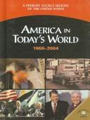 Cover of: America in today's world (1969-2004)