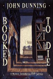 Cover of: Booked to die
