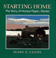 Cover of: Starting home