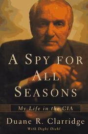 Cover of: A spy for all seasons