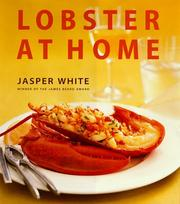 Cover of: Lobster at home