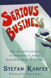 Cover of: Serious business | Stefan Kanfer