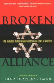 Cover of: Broken alliance
