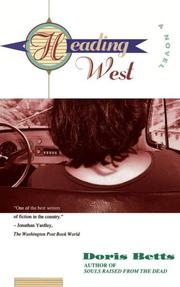Cover of: Heading West